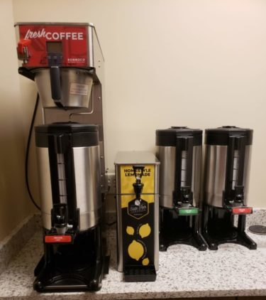 image of coffee brewers